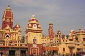 image of laxmi  - Famous Laxmi Narayan temple - JPG