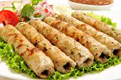 pic of kababs  - A fresh - JPG