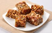 foto of halwa  - Delicious and healthy Halwa made by dry fruit - JPG