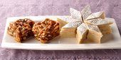 stock photo of barfi  - A delicious and famous sweet food  - JPG