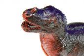 Постер, плакат: Игрушка динозавр