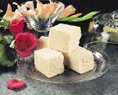 picture of barfi  - Sugar free sweet Made with milk solids - JPG