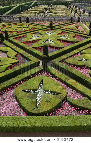Loire Valley, Villandy Gardens