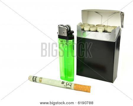Money Cigarette