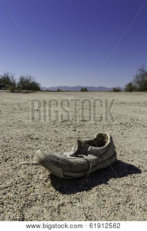 Rugged shoe
