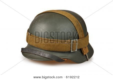 Old German Helmets