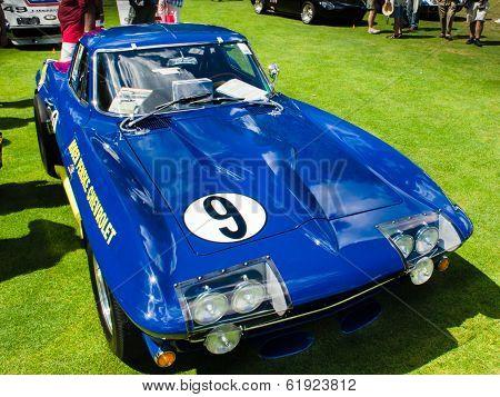 1966 Corvette Penske Racer
