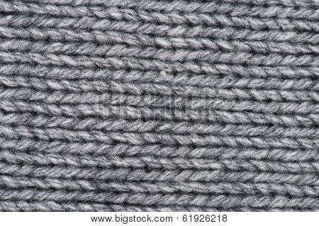 Woven wool white fabric texture