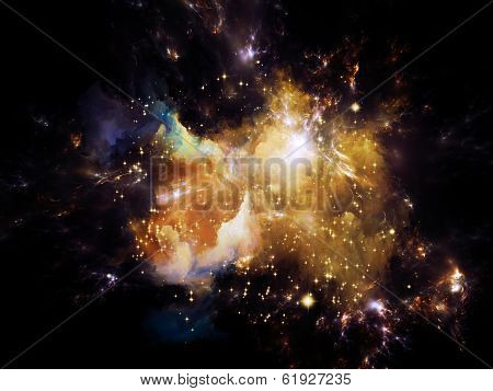 Nebula Background