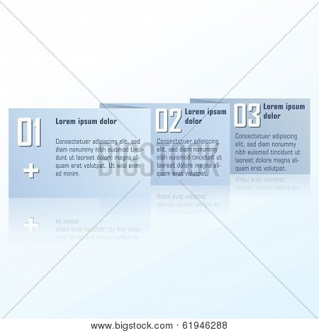 Infographics Step By Step Options