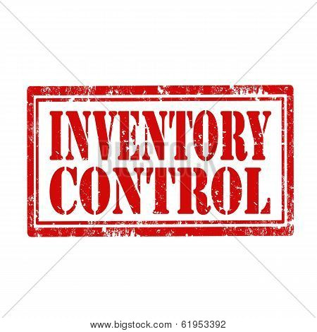 Inventory Control-stamp