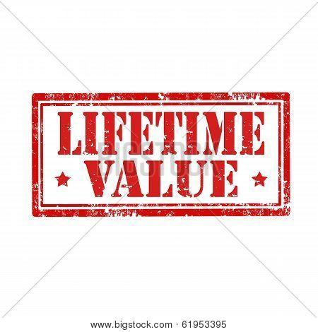 Lifetime Value-stamp