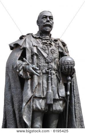 King George V Statue