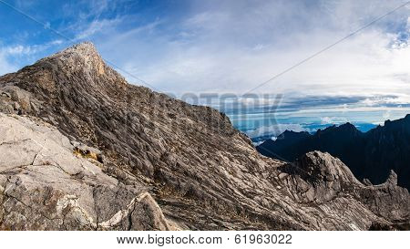 Low Peak Of Kinabaku Mount