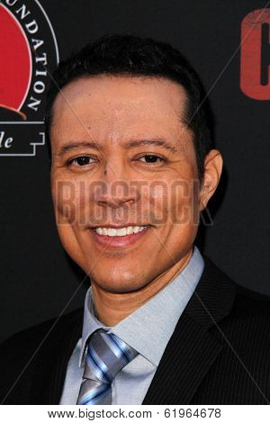 LOS ANGELES - MAR 20:  Yancey Arias at the