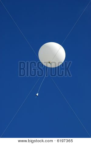 Weather Balloon Ascending