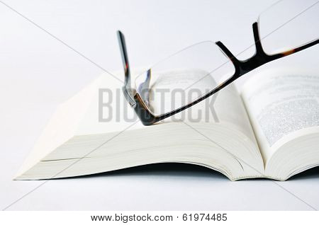 Glasses And The Book