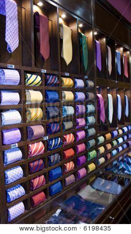 Necktie Shelf