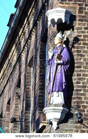 Holy Figure St. Swidbert
