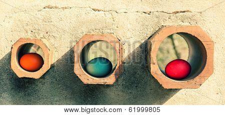 Eggs In Holes
