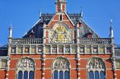 Amsterdam, Netherlands central railway station