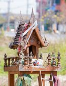 Thai Spirit's House