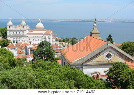 Sao Vicente de Fora, Lisbon, Portugal