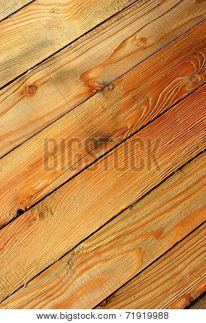 Natural Wooden Floor
