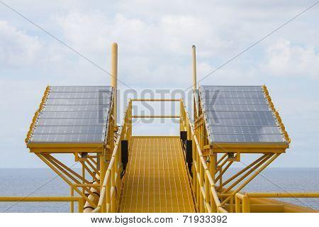 Solar energy is a green power, Solar cell