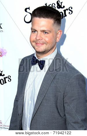 LOS ANGELES - SEP 13:  Jack Osbourne at the 2014 Brent Shapiro Foundation Summer Spectacular at Private Residence on September 13, 2014 in Beverly Hills, CA