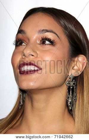LOS ANGELES - SEP 13:  Vanessa Hudgens at the Voices On Point at Century Plaza Hotel on September 13, 2014 in Century City, CA