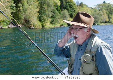 Tangled Fish Line Blues