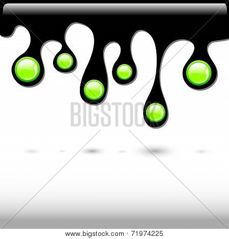 Black Ink Leak