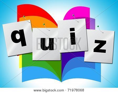 Quiz Questions Means Faqs Frequently And Quizzes