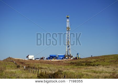 Drilling Rig 89