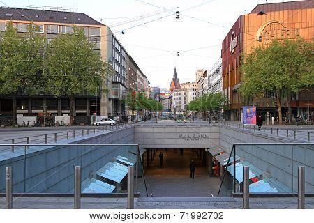Ernst August Platz Hannover