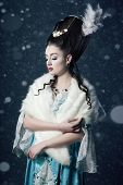 pic of snow queen  - Snow Queen - JPG
