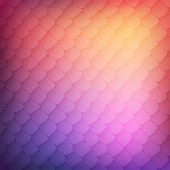 picture of cell block  - Abstract background of colored cells - JPG