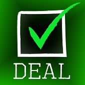picture of passed out  - Deal Tick Showing Hot Deals And Passed - JPG