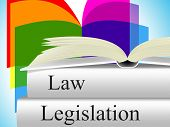 stock photo of lawyer  - Law Legislation Showing Lawyer Lawfulness And Judiciary - JPG