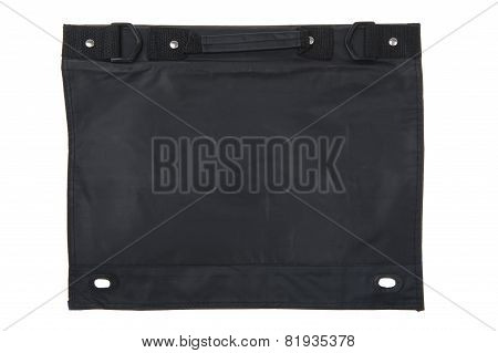 Bag With Strap On White