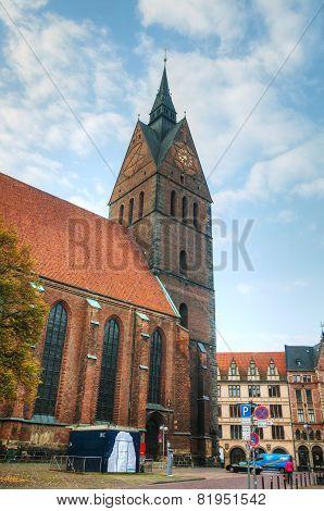 Marktkirche In Hanover