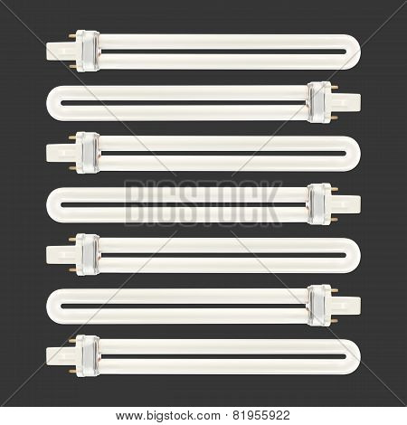 Fluorescent 2 Pin Light Bulbs