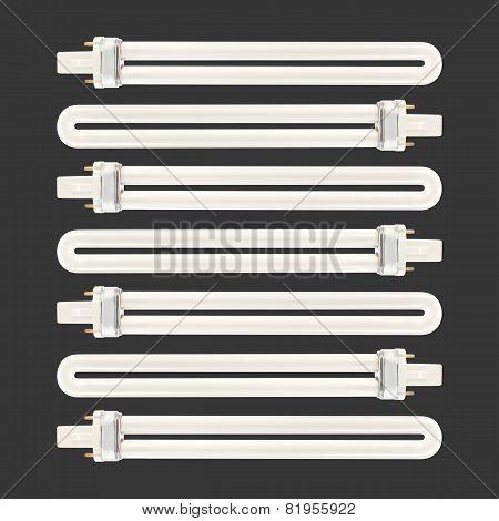 Fluorescent 2 Pin Light Bulbs