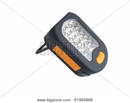 Plastic Led Flashlight