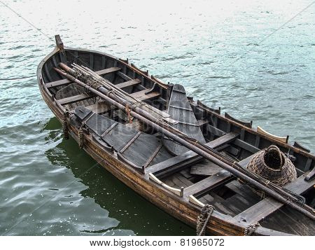 Whaleboat Replica