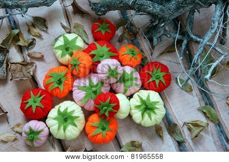 Abstract Art, Fruit  Handmade, Vietnam Tet