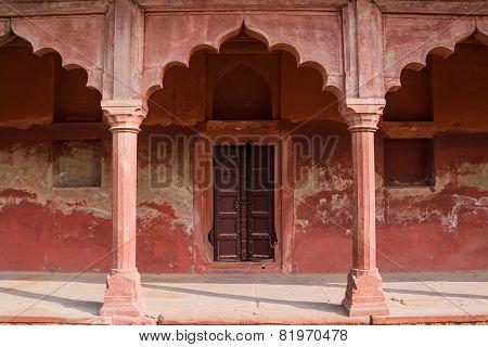 Sandstone Archway