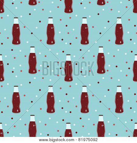 Soda cold drinks pattern