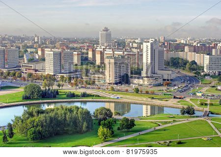 City Minsk
